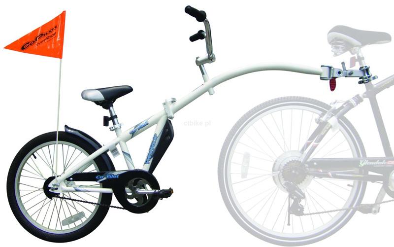 Dziecko na osobnym rowerku czy w przyczepce?
