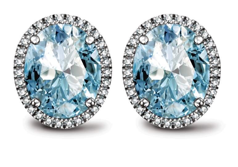 Kolekcja biżuterii na dzień ślubu